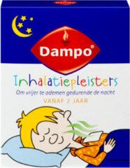 Dampo Kids Inhalatiepleister - Leuke Dierenvormpjes - 6 Pleisters