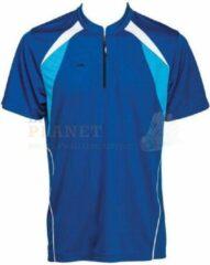 RSL T-shirt Badminton Tennis Blauw maat XS
