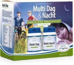 Vitakruid Multi Dag & Nacht Voedingssupplement - 30 Dag tabletten - 30 Nacht Tabletten