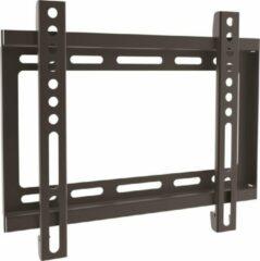 Zwarte Ewent Easy Fix M ultra dunne wandsteun voor tv's tot en met 42 inch - EW1501