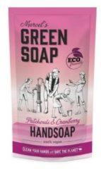 Marcel's Green Soap Marcel's groen Soap Handzeep Patchouli&Cranberry Navul Stazak 500 ml
