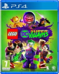 Warner Bros. Games LEGO DC Super-Villains - PS4