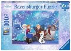 Ravensburger puzzel Disney Frozen. IJsmagie - Legpuzzel - 100 stukjes