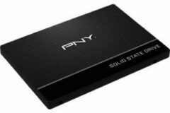 Zwarte PNY CS900 2.5'' 960 GB SATA III 3D TLC NAND