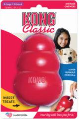 Rode Kong Kauwbot - Hondenspeelgoed XL - Kauwspeelgoed - 150 mm x 85 mm x 79 mm - Rood