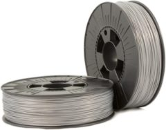 Zilveren PLA 1,75mm silver ca. RAL 9006 0,75kg - 3D Filament Supplies