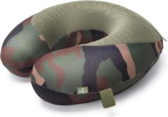 Herschel Supply Co. Memory Foam Pillow - Woodland Camo