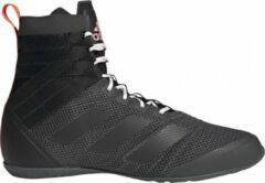 Adidas Boksschoenen - Speedex 18 Zwart Rood - 48 2/3