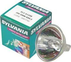 Velleman Sylvania Halogeenlamp 250W / 24V, Elc Long Life, Gx5.3, 3400K, 1000H