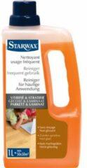 Starwax parketreiniger Gecoat en Laminaat frequent gebruik 1L