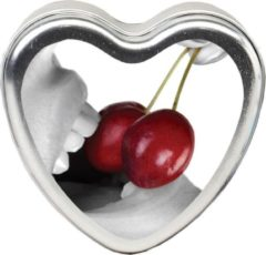 Earthy Body Earthly Body Edible Heart Candles Cherry OS