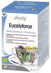 Physalis Eucalyforce thee bio 20 Stuks