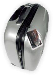 Witte 3L bagage-etiketten ft 72 x 123 mm, pak van 10 stuks