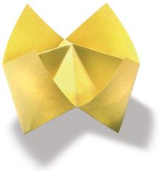 Folia Paper Vouwblaadjes Folia 70g/m² 10x10cm assorti pak à 500 vel
