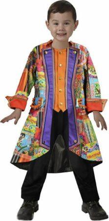 Afbeelding van Rubies Rubie's Verkleedjas Steampunk Jongens Polyester Maat 140