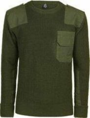 Brandit Military Marine - Navy - Casual - Streetwear - Sweater olive