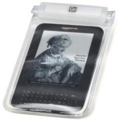 GoTravel Reisezubehör wasserdichte iPad Mini / Kindle Hülle Herren weiß