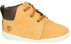Gele Timberland Tree Sprout hoge sneakers
