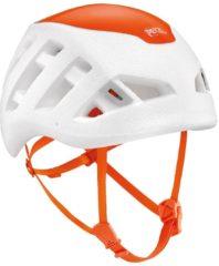 Petzl - Sirocco Helmet - Klimhelm maat S/M, wit/grijs