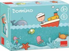 Jumbo Spiele GmbH Goula Oscar at sea Domino - Kinderspel