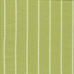 Acrisol Trastevere Pistacho 938 groen, wit gestreept stof per meter buitenstoffen, tuinkussens, palletkussens