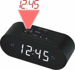 Denver Electronics CRP-717 radio Klok Digitaal Zwart
