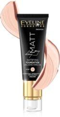 Eveline Cosmetics Matt My Day Mattifying Foundation 01 Ivory 40ml.