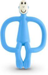 Lichtblauwe MatchStick Monkey bijtring Licht Blauw