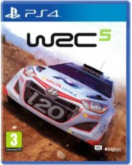 Bigben Interactive WRC 5 - World Rally Championship - PS4