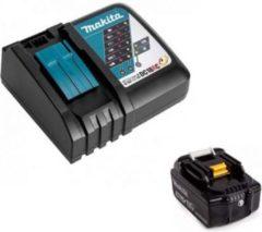 MAT Accessoires 18 V Starterset 3,0Ah BL1830B + lader DC18RC