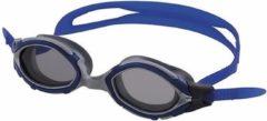 Fashy Professionele Zwembril Uv Bescherming Voor Volwassenen Blauw