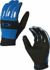 Blauwe Oakley Factory 2.0 - Fietshandschoenen - maat M - Blue Line