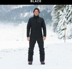 Cortazu Mountain Shell Broek Zwart | Heren warme outdoor wintersport broek waterdicht & winddicht.
