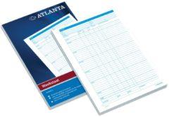 Atlanta Weekstaat Bedrijfsformulieren A4 210 x 297 mm 70 g/m² 50 Vel