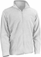 Senvi Basic Fleece Vest - Thermisch laag microfleece - Kleur Wit - Maat XXL