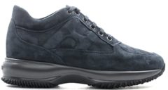 HOGAN Sneakers Trendy donna blu notte