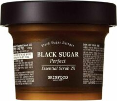 Skinfood Black Sugar Perfect Essential Scrub 2x 210 g