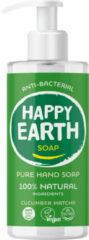 Happy Earth Pure Hand Soap Cucumber Matcha 300 ml - 100% natuurlijk