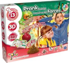 Science 4 You Prank Fabriek - Experimenteerset