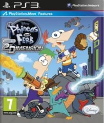 Bandai Namco Phineas And Ferb: Across the 2nd Dimension