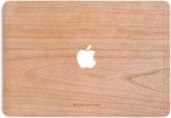 Woodcessories - MacBook Pro Retina 13-inch (2012-2015) Sticker - EcoSkin Kersenhout Bruin