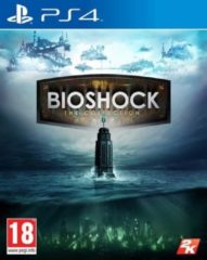 2K PS4 BIOSHOCK: THE COLLECTION (EU)