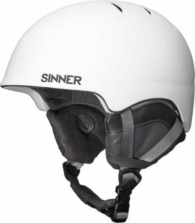 Afbeelding van Sinner Lost Trail - Skihelm - Volwassenen - 57-58 cm / M - Wit