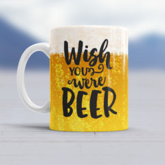 Radbag Wish You Were Beer tas