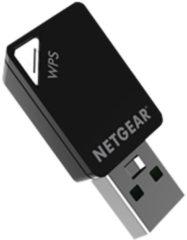 Netgear A6100 WiFi USB Mini Adapter - Netzwerkadapter - USB A6100-100PES