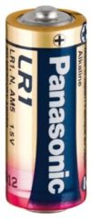 Panasonic Batterie Alkali PowerCells LR1/1BP Panasonic Silber