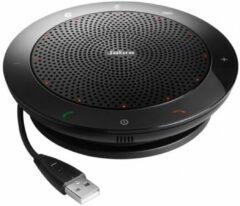 Jabra SPEAK 510 MS Conferentieluidspreker Bluetooth, USB 2.0 Zwart