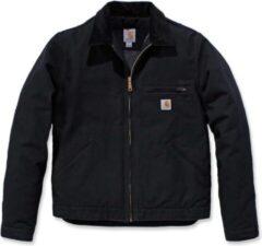 Carhartt - Duck Detroit Jacket - Vrijetijdsjack maat XXL, grijs/zwart/grijs/zwart/zwart/purper/blauw/beige/rood/blauw/zwar