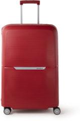 Rode Samsonite Reiskoffer - Magnum Spinner 75/28 (Large) Rust Red