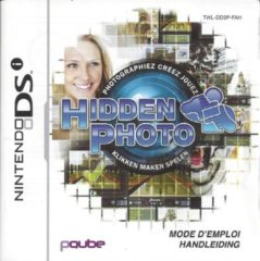 Pqube [Nintendo DS] Hidden Photo Alleen Te Gebruiken Met Een DSI